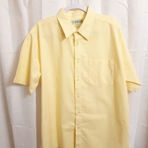 Haband Short Sleeve Button Up Shirt
